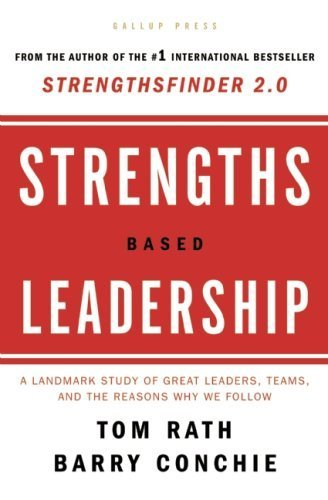 strengths based leadership book review