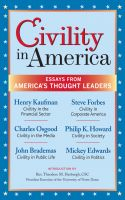 Civility-in-america