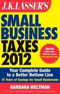 J-k--lasser-s-small-business-taxes-2012