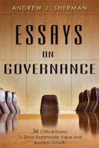 Essays-on-governance