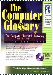 Computer-glossary--the-complete-illustrated-dictionary